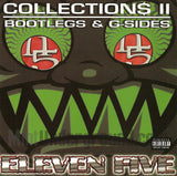 11/5: Collections: Bootlegs & G-Sides II: CD