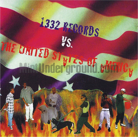 1332 Records Vs. The United States Of America: CD