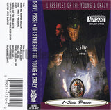 1-5ive Posse: Lifestyles Of The Young & Crazy: Cassette