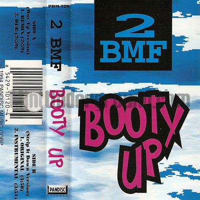 2 BMF: Booty Up: Cassette Single