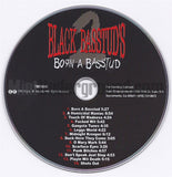 2 Black Basstuds: Born A Basstud: CD