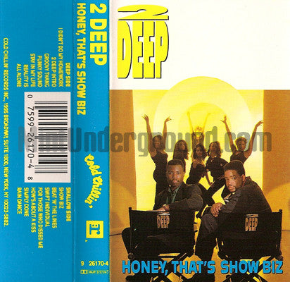 2 Deep: Honey: Cassette