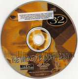 3-2: The Wicked Buddah Baby: CD