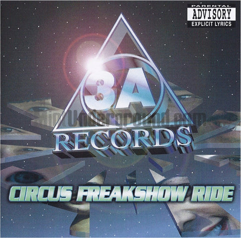 3A Records Presents: Circus Freakshow Ride: CD
