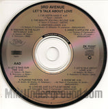 3rd Avenue: Let's Talk About Love: CD