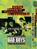 69 Boyz featuring K-Nock: Five O Five O (Here They Come)/Kitty-Kitty: Cassette Single