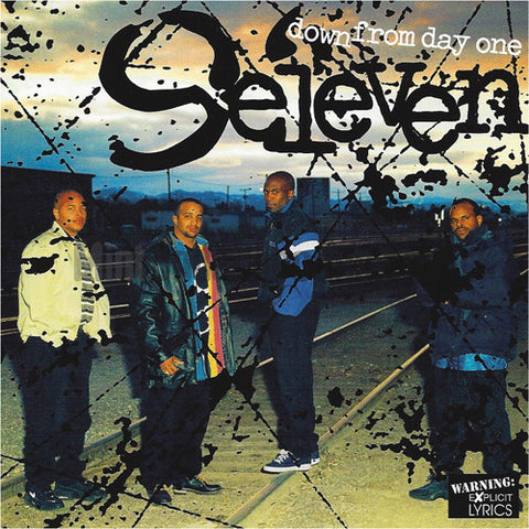 9Eleven: Down From Day One: CD
