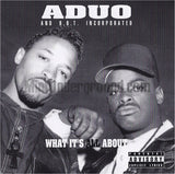 ADUO and B.O.T. Incorporated: What It's All About: CD