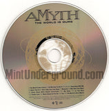 AMYTH: The World Is Ours: CD