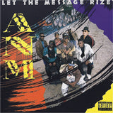 ANM: Let The Message Rize: CD