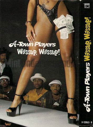 A-Town Players: Wassup Wassup: Cassette Single