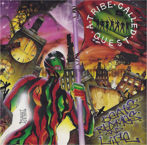 A Tribe Called Quest: Beats Rhymes and Life: CD