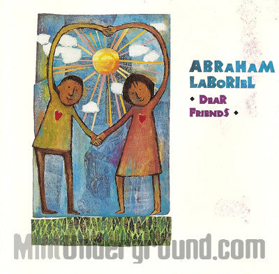 Abraham Laboriel: Dear Friends: CD