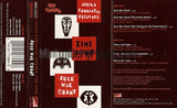 Afrika Bambaataa Presents Time Zone: Zulu War Chant / Time 2 Get Open / The 40 oz. Crew: Cassette Single