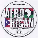 Afro-Rican: Let's See What Happens: CD