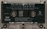 Afro Rican: Sex and Fun: Cassette