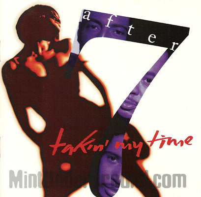 After 7: Takin' My Time: CD