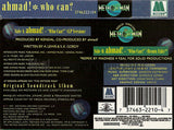 Ahmad: Who Can: Cassette Single