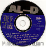 Al-D: Home Of The Free: CD