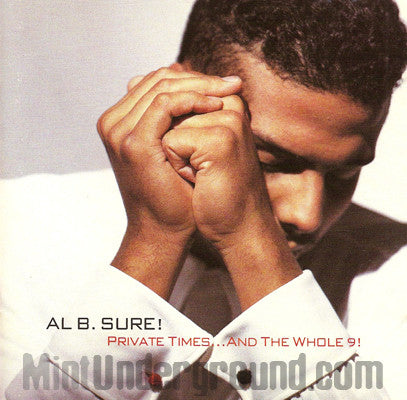 Al B. Sure: Private Times...And The Whole 9: CD