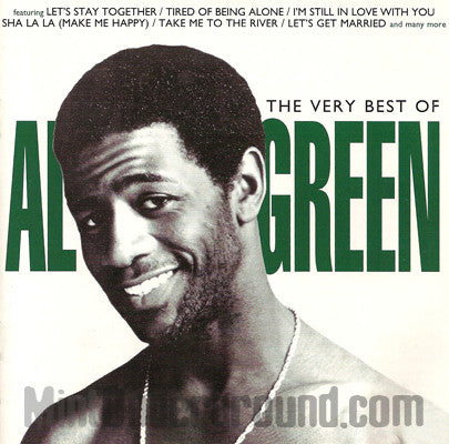 Al Green: The Very Best Of Al Green: CD
