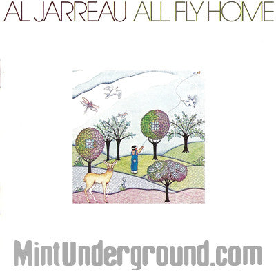 Al Jarreau: All Fly Home: CD