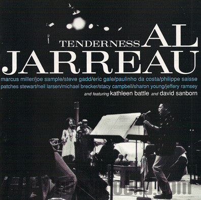Al Jarreau: Tenderness: CD