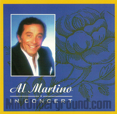 Al Martino: In Concert: CD