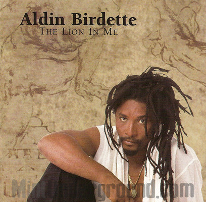 Aldin Birdette: The Lion In Me: CD