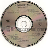 Alexander O'Neal: All True Man: CD