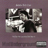 Andrew Dice Clay: The Day The Laughter Died Part II/2: CD
