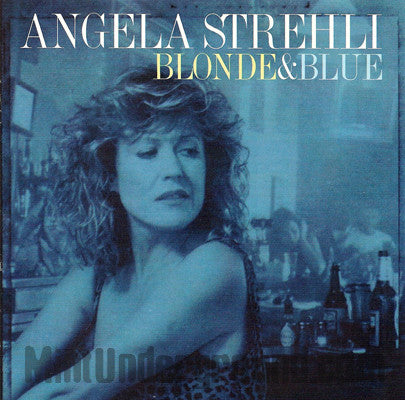 Angela Strehli: Blonde and Blue: CD