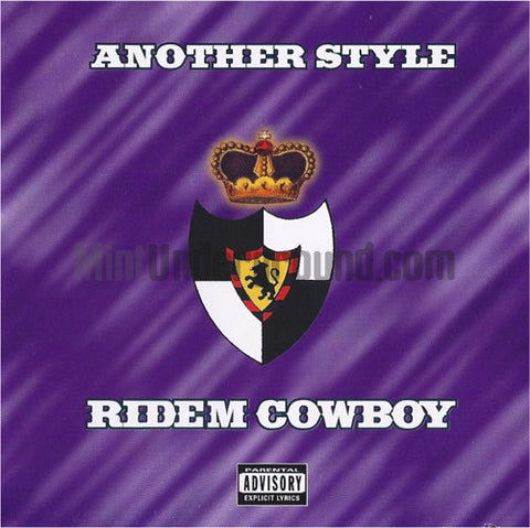 Another Style: Ridem Cowboy: CD