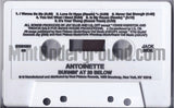 Anotoinette: Burnin' At 20 Below: Cassette
