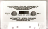 Antoinette: Who's The Boss: Cassette