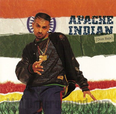 Apache Indian: No Reservation: CD