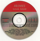 Archies: Sugar Sugar: CD
