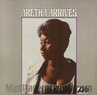 Aretha Franklin: Aretha Arrives: CD