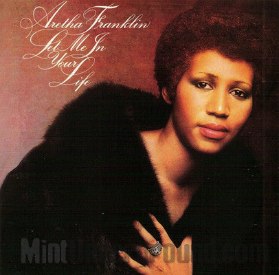 Aretha Franklin:: Let Me In Your Life: CD