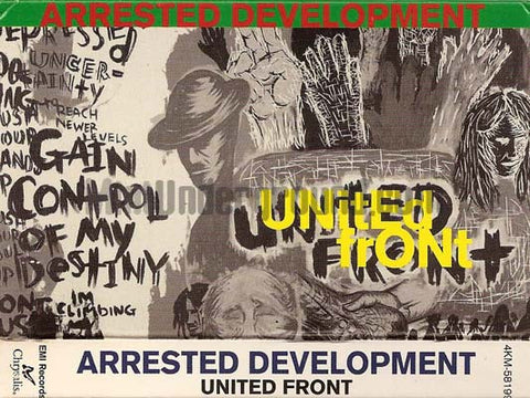 Arrested Development: United Front: Cassette Single