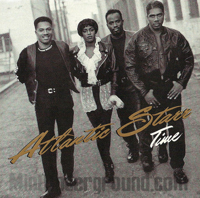 Atlantic Starr: Time: CD