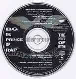 B.G. The Prince Of Rap: The Power Of Rhythm: CD