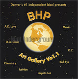 BHP/B.H.P./Black Hole Posse: Art Gallery Vol. 1: CD
