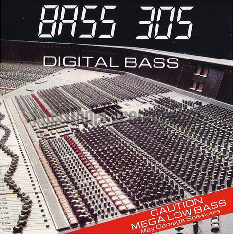 Bass 305: Digital Bass: CD