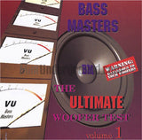 Bass Masters: The Ultimate Woofer Test Vol 1: CD