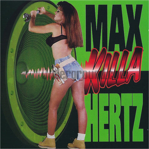 Bass Mekanik: Max Killa Hertz: CD