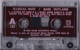 Bass Outlaws: Illegal Bass: Cassette