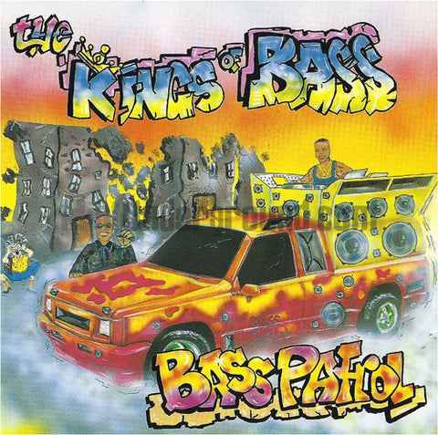 Bass Patrol: The Kings Of Bass: CD
