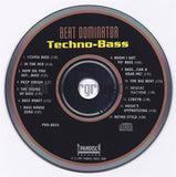 Beat Dominator: Techno Bass: CD