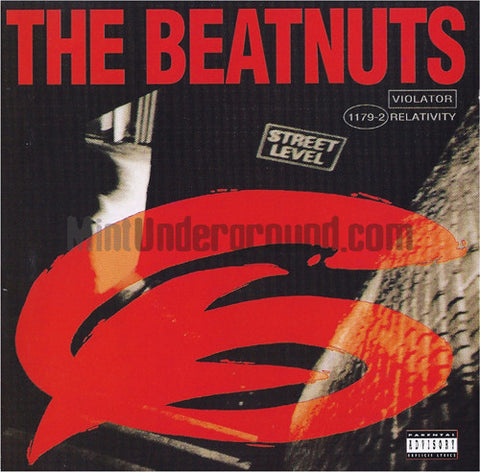 The Beatnuts: Street Level: CD
